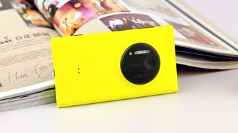 4100万像素诺基亚Lumia1020图赏