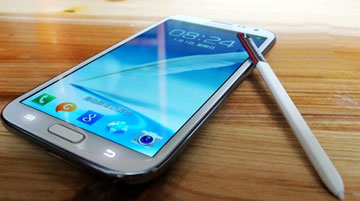 ����Galaxy Note II��30��ʵ�ü���
