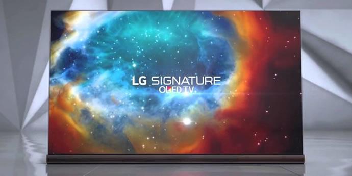 从未像这样被期待 LG推2.5mm超薄OLED