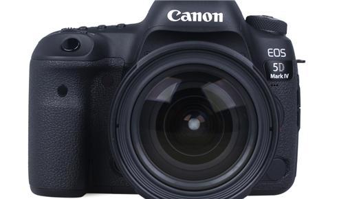 新年促销送 佳能5D4全画幅相机23588元