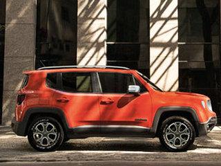 8吋智能镜与jeep自由侠更配