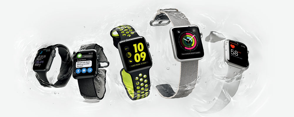 Apple Watch Series 2 �����ع�