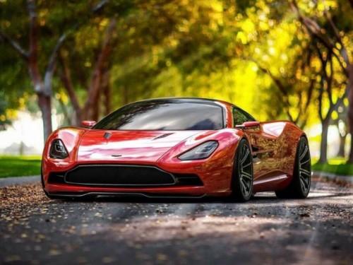 《大劲撩车》:阿斯顿马丁DBC概念车