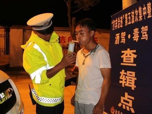 电动车酒驾 有人已被判刑