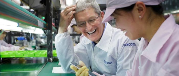 如果回归美国制造的苹果手机售价14000,你还会买吗?