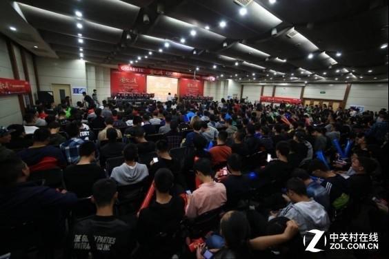 鏖战太原 金泰克助力GTL决赛战况激烈