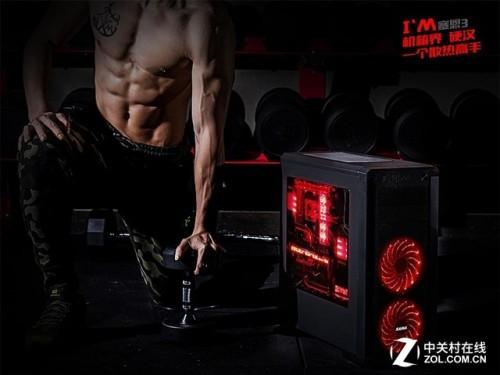 超强散热助力硬件 先马塞恩3实力机箱