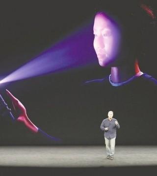 iPhoneX还没热乎 面部识别就出破解程序