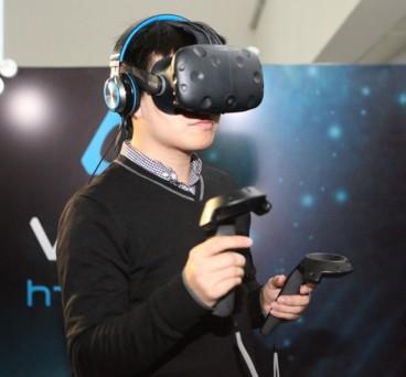 ��������� HTC Vive Pre�Դ�����