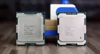 越贵越弱?i7-7800X 对阵 i7-6800K