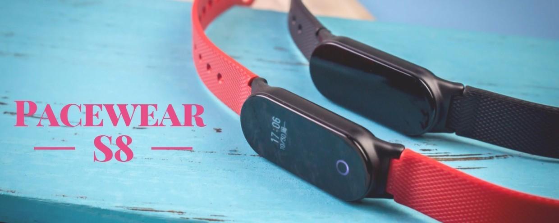 运动不再孤单 Pacewear S8运动社交手环图赏