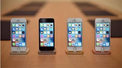 苹果iPhone SE火热开售
