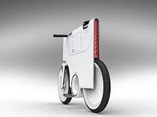 EBIQ概念电动单车美图