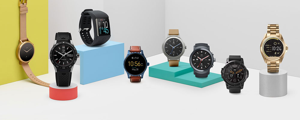 Android Wear 2.0操作系统画面展示