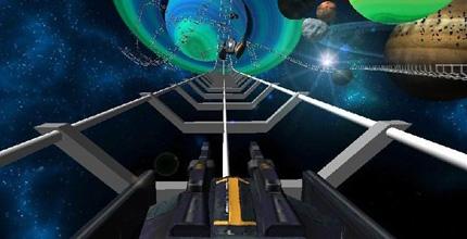 360度全景太空过山车体验