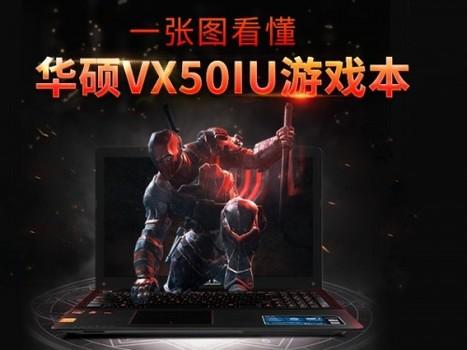【图】一分钟图解华硕VX50IU游戏本